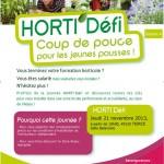 Horti défi 2013
