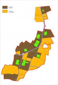 Plan d'occupation des terrains ZMAH